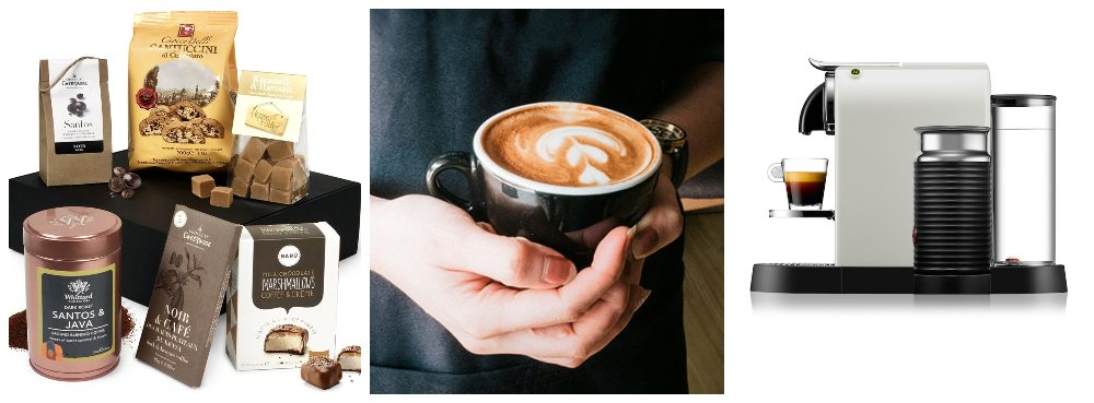 Kaffepresenter teaser