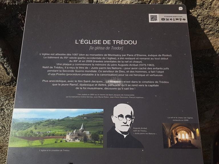 church de Tredou