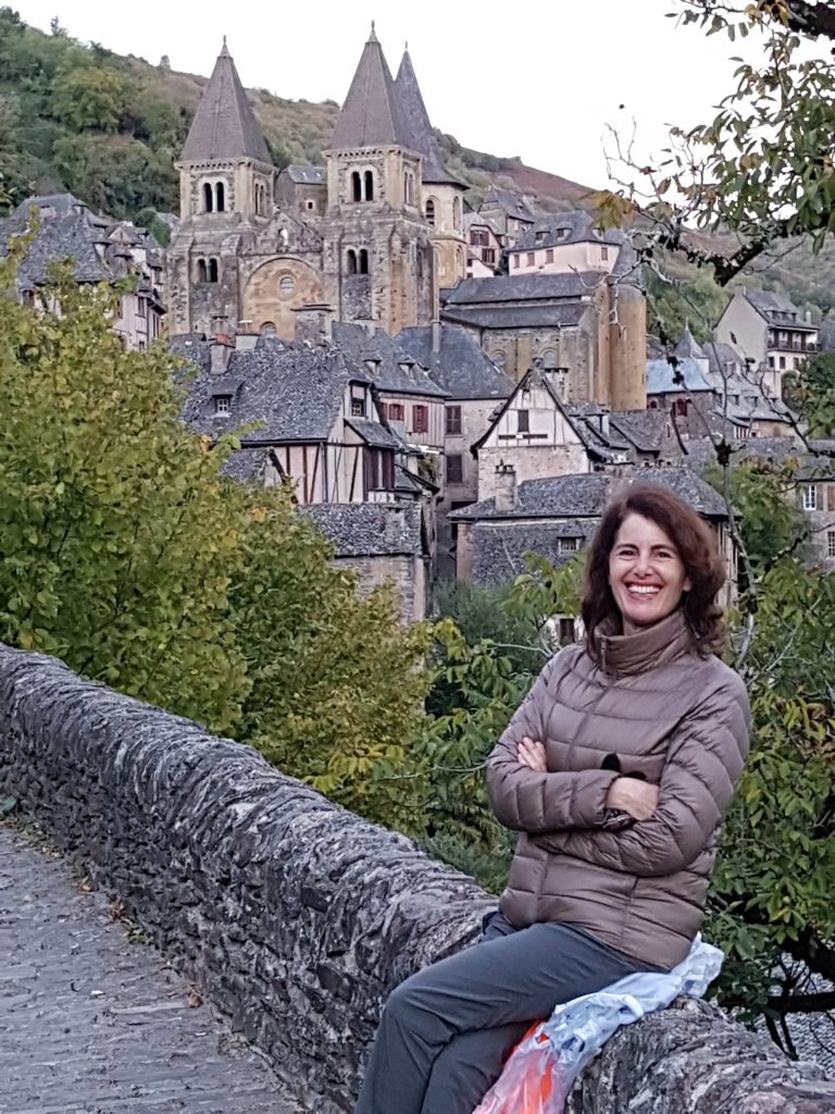 in Conques