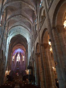 church Saint- Sauveur of Figeac