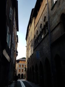 street in Figeac