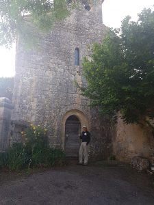 saint Eulalie church