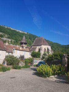 espagnac abbey