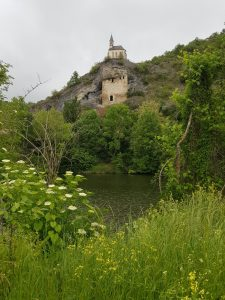 castle on the river