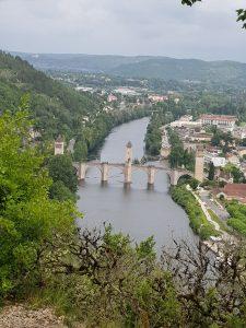 Valente bridge on the Lot