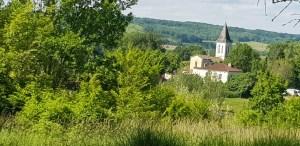 Montlauzun church