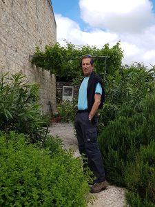 doron in the garden