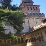 saint Pierre Cloister tower