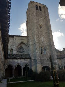 square tower
