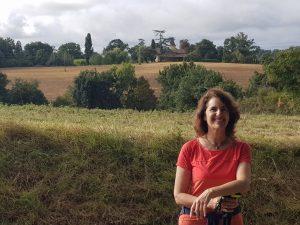 fields near Larressingle