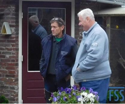 Piet Renders and Harry Kapel