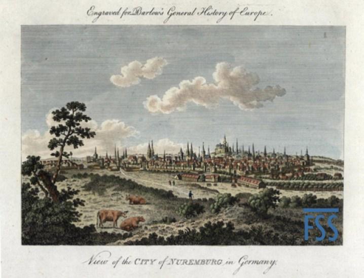 Johann Daniel Meyer Nuremberg