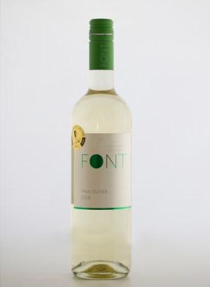 Irsai Olivér (dry white wine) 2020