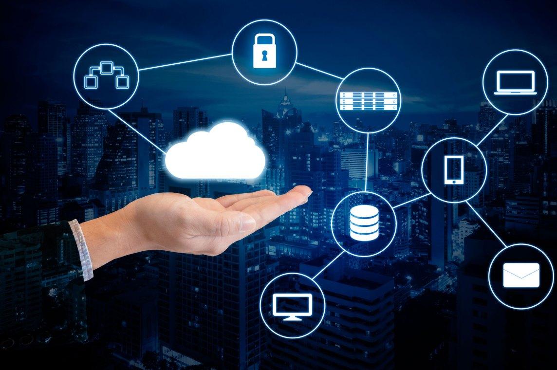 Integrated digital services representation