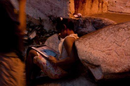 favela Rocinha, Rio de Janeiro, Brasile, #finestrasullafavela