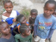 Piccoli Mowgli: i bambini dei villaggi