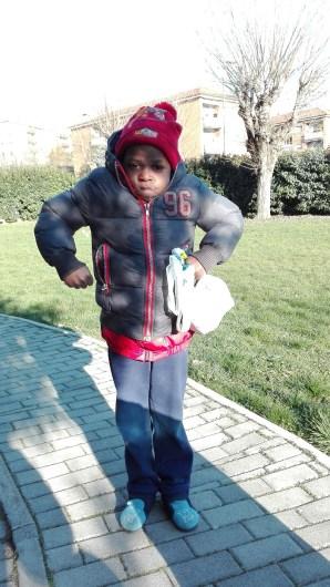Lookman in Italia: odio il freddo!