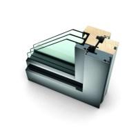 Internorm HF310 - Finestra in Legno/Alluminio per Case Passive