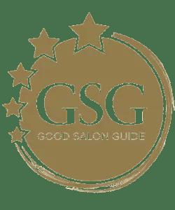 Good Salon Guide Hair 5 stars