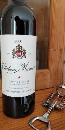 Château Musar Gaston Hochar