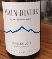 Main Divide Riesling Pegasus Bay Thumbnail