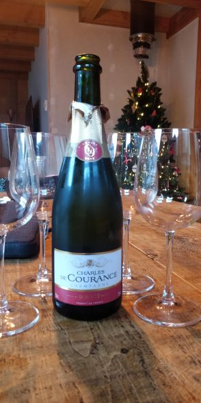 Charles de Courance Champagne Tasting