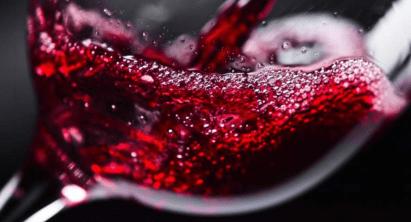 Red wine tannins