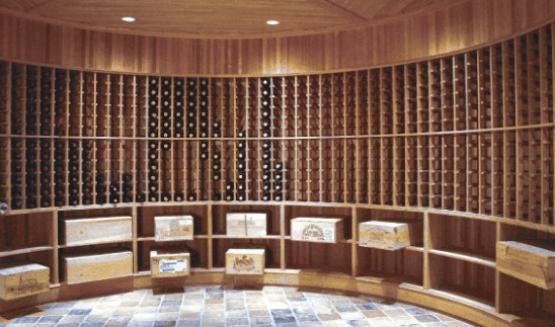Wine investment cellar