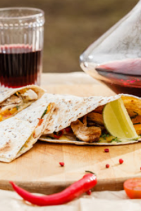 Pairing wine with Mexican food