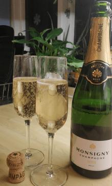 Monsigny Champagne No III