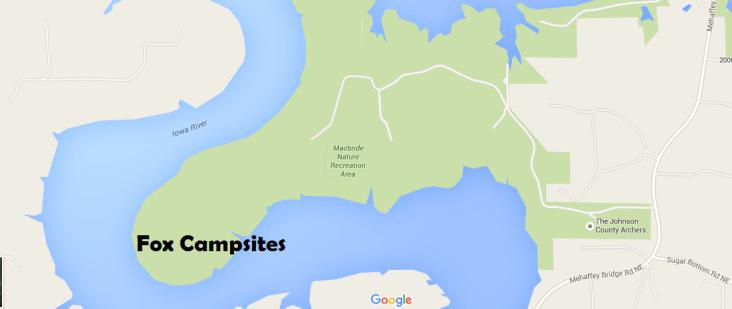 Fox Campsites