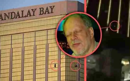 Second Las Vegas Shooter? 10/25/18