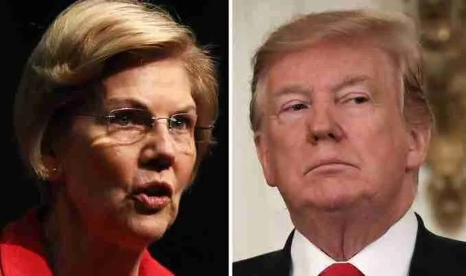 Elizabeth Warren Goes off the Rails & attempts to Bury Trump with Twisted Interpretation of the Mueller Report 27