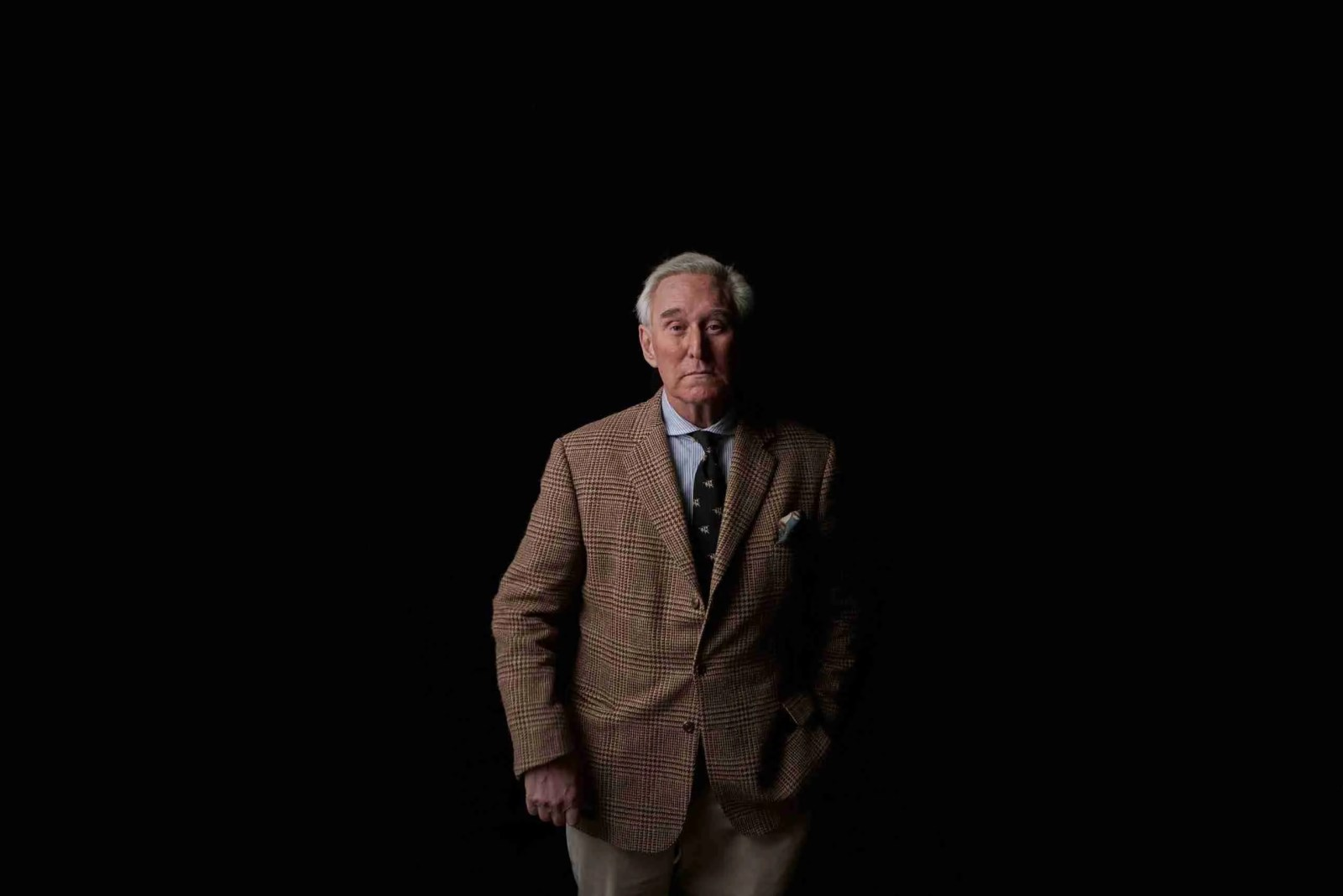 Roger Stone Found Guilty on Seven Counts- Faces 50 Years 7