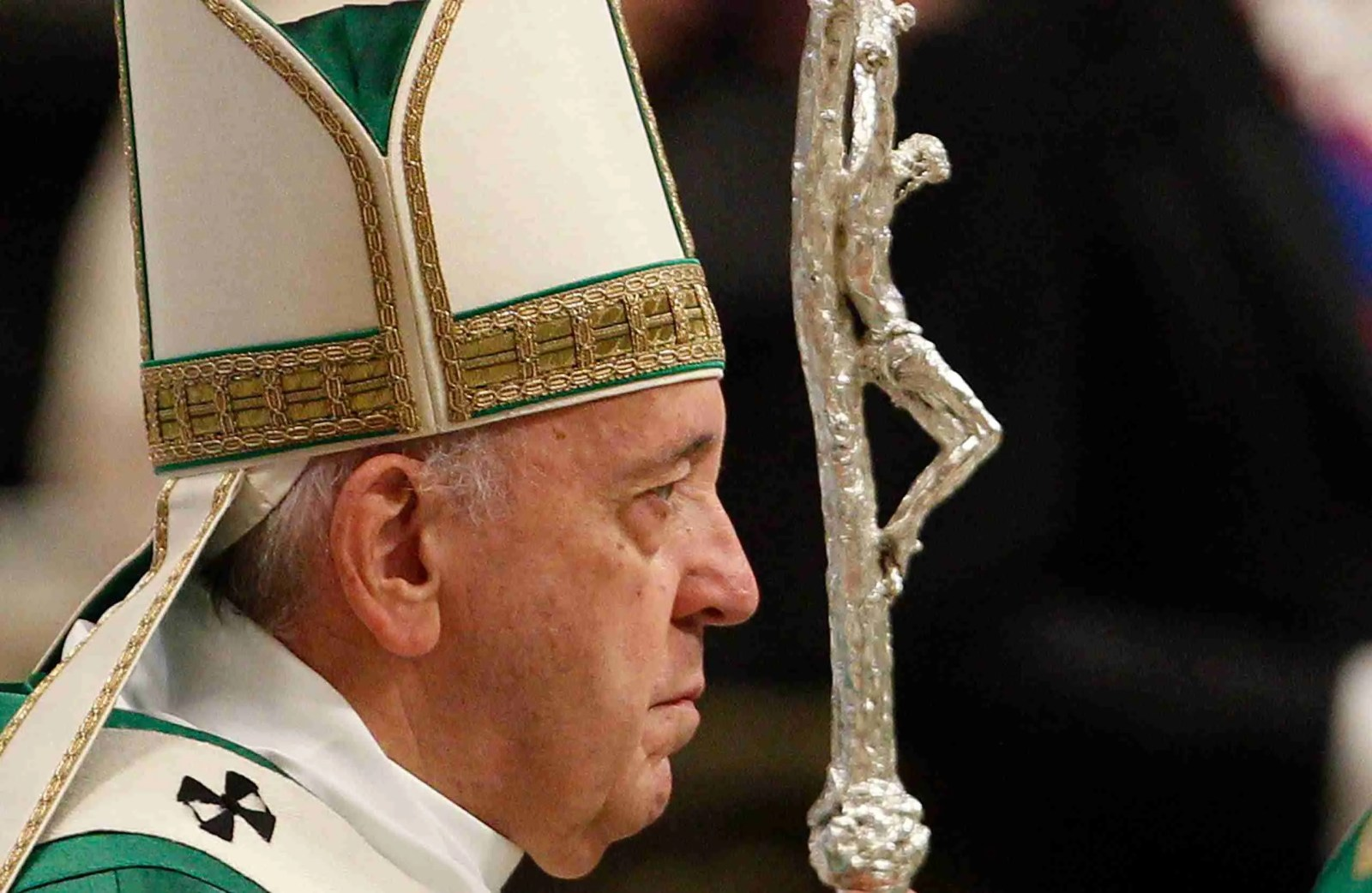 Catholic Bishop Hired by Pope Francis to Investigate Child Abuse is Accused of Sexual Abuse 7