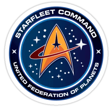 President Trump Unveils New Space Force Logo - Did They Steal from Star Trek? 13