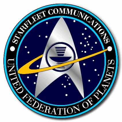 President Trump Unveils New Space Force Logo - Did They Steal from Star Trek? 11