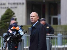 Attorney Michael Avenatti Arrested Last Night by the IRS 9