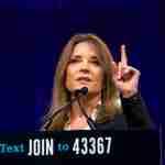 Marianne Williamson Endorses Bernie Sanders 9
