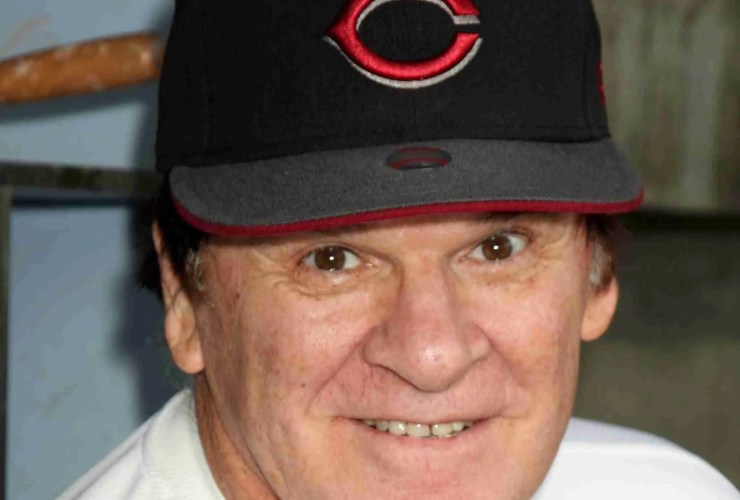 """President Trump Pushes for Pete Rose to be Reinstated """"Its Time!"""" 15"""