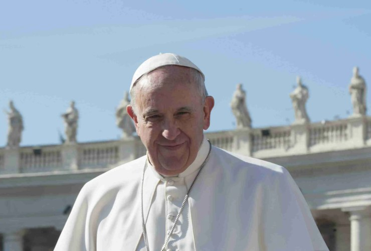 Pope Francis Gives Money to Trans Women Prostitutes & Wants Global Cooperation Against Virus 27