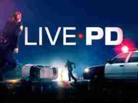 'Live PD' Canceled By A&E 8
