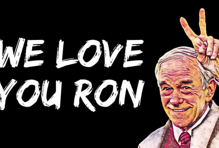 Ron Paul Suffers Medical Incident On Live Stream?? 9