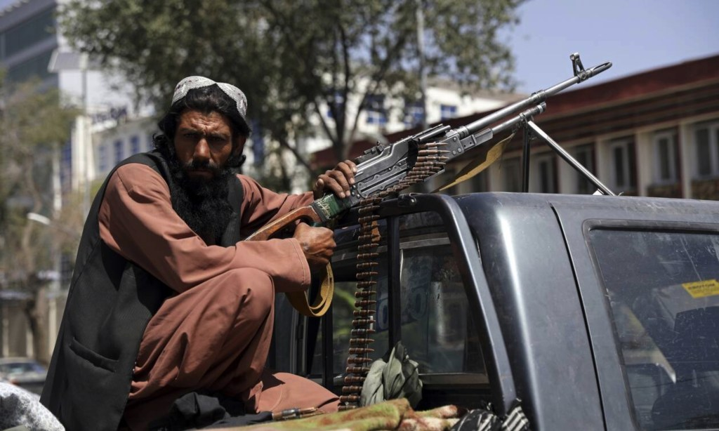 The Biden Administration Has Failed America Pt. 2 - Foreign Policy (Afghanistan) 9