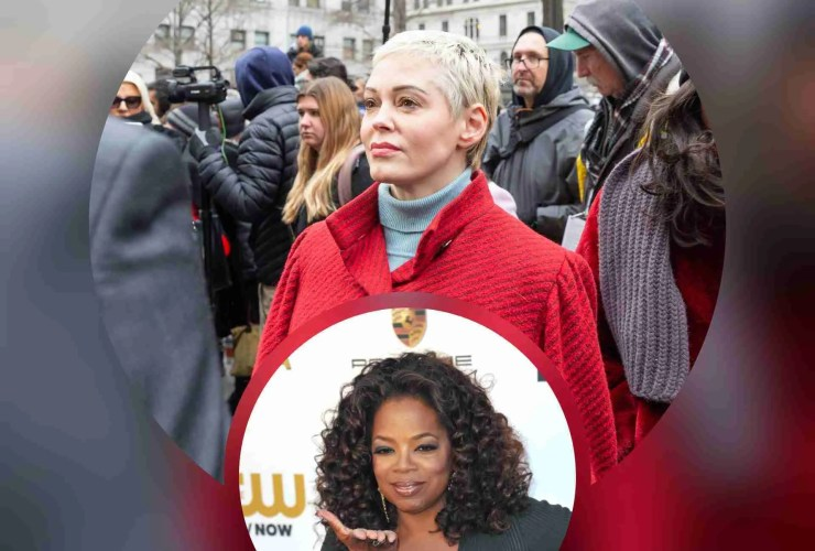 "Rose McGowan Responds To Critics After Slamming Oprah - ""No B*tch, I Drop Bombs"" 12"