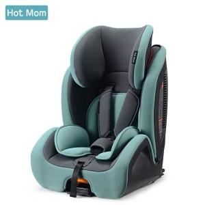 Hot Mom bilbarnstol, ISOFIX, 9m - 12 år, modell BC788