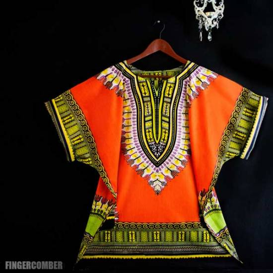 Dashiki-orange creamsicle