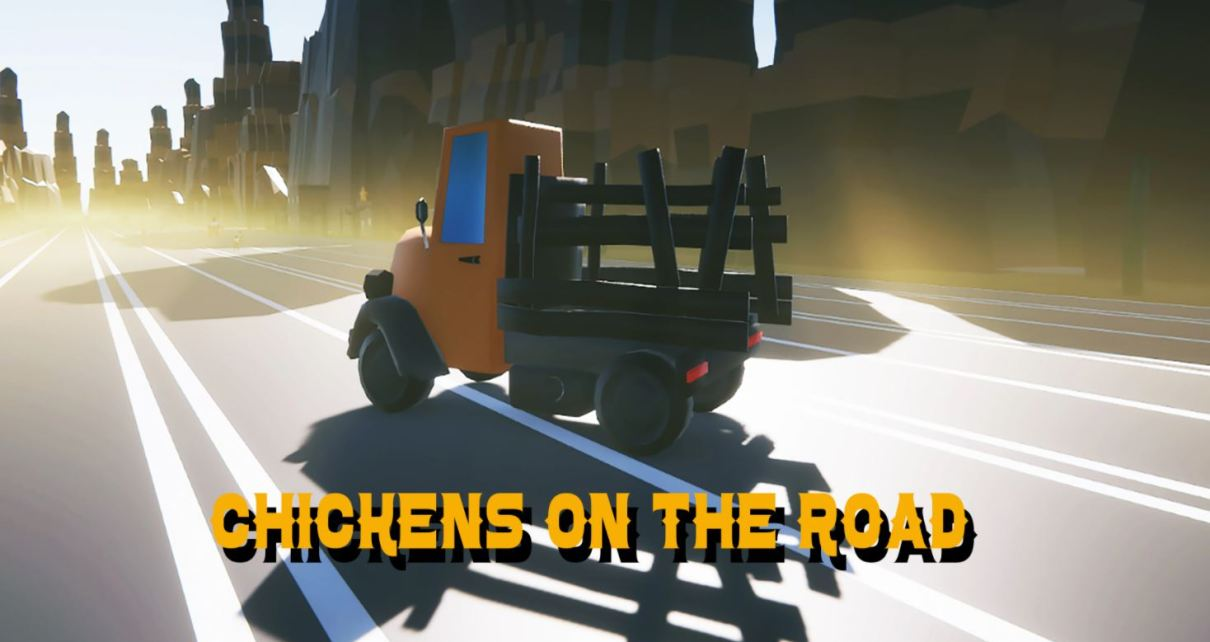 Chickens on the Road review ps4
