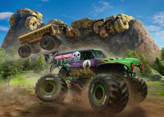 Monster Jam Steel Titans 2 Review Header