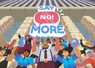 Say No More Review Switch Header